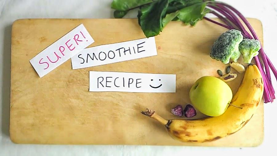 Super Smoothie Recipe & Video