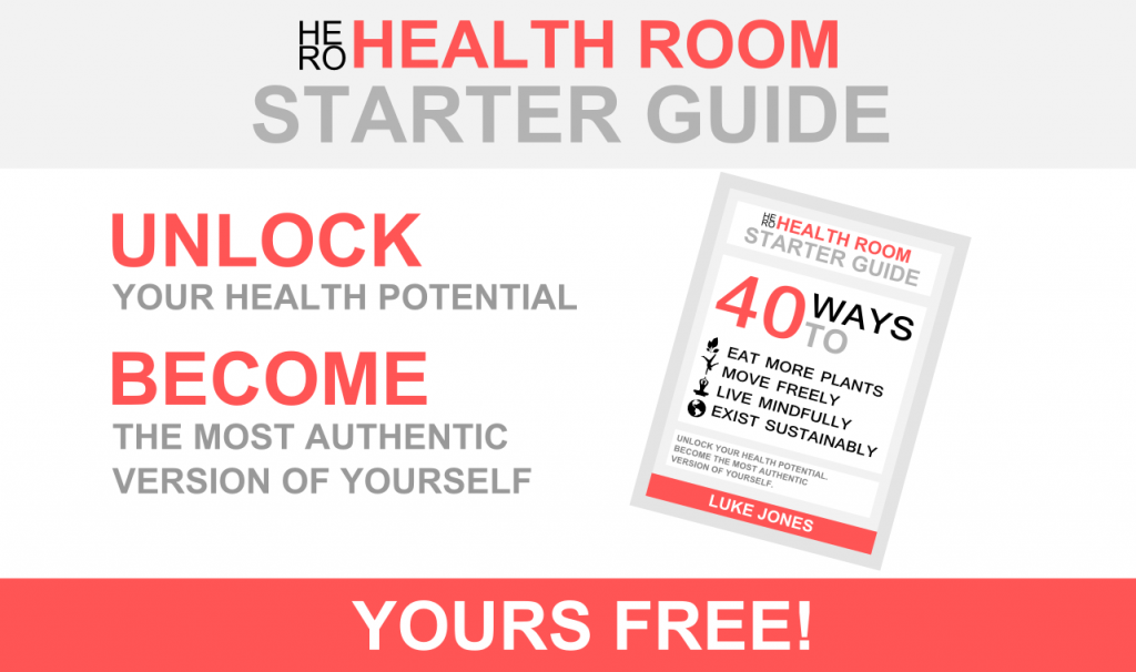 100th Post! Free Health Room Starter Guide