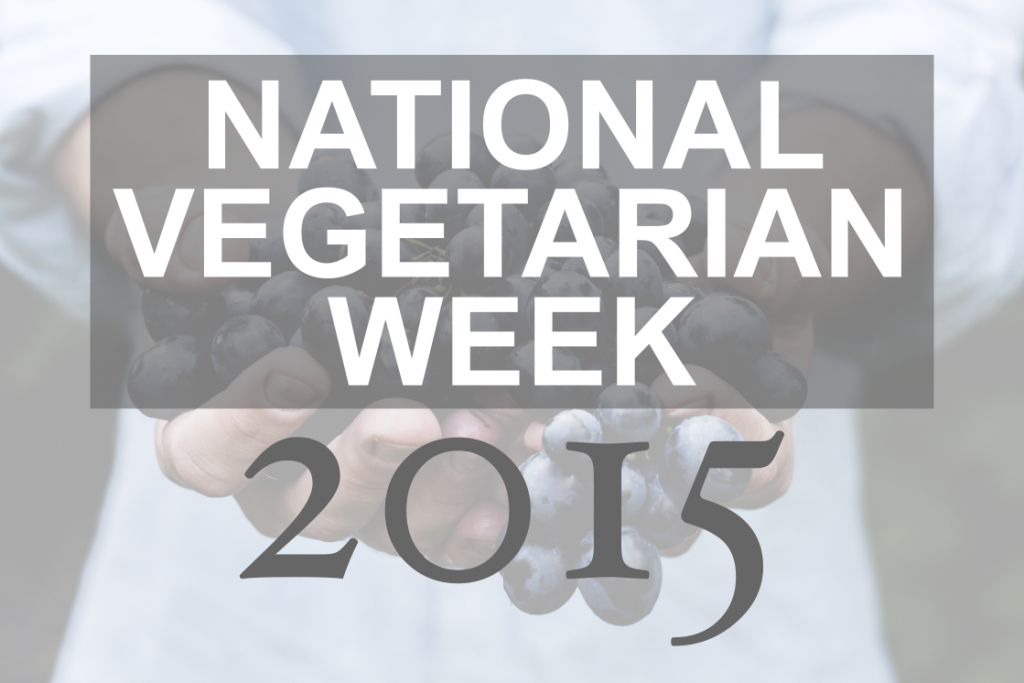 National Vegetarian Week: 30 Ways You Can Make A Difference
