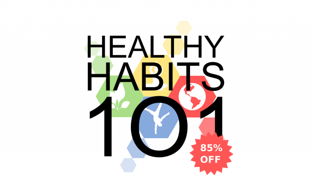 Healthy Habits 101 Preview and Black Friday Sale
