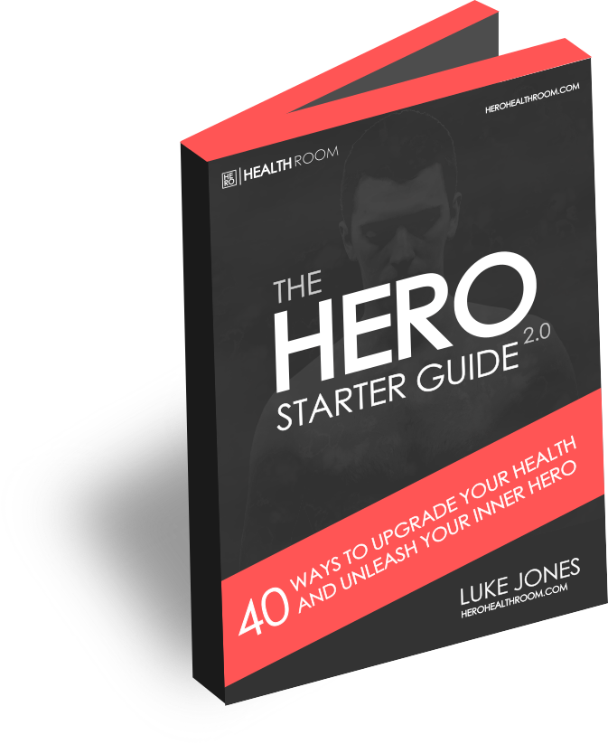 HERO Starter Guide Book Cover