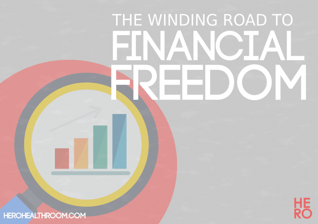 The Winding Road to Financial Freedom (Book Extract & Early Bird Discount)