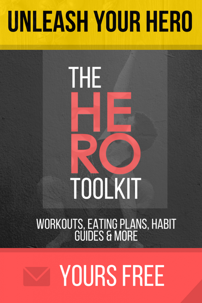 Health Room THE HERO TOOLKIT OPTIN