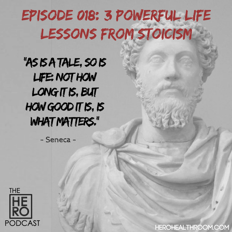 018 | 3 Powerful Life Lessons From Stoicism