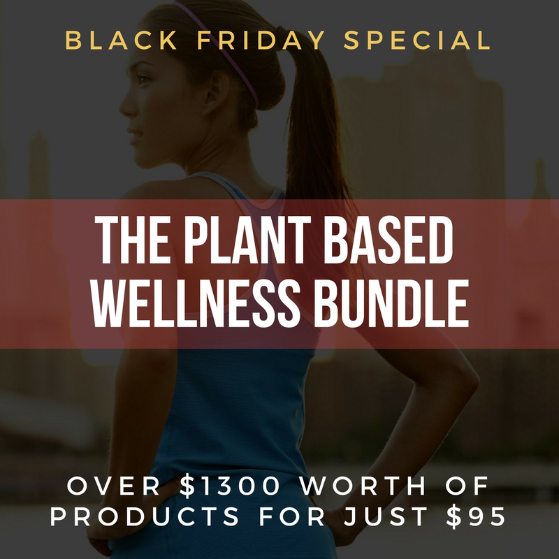 No Meat Athlete Black Friday Bundle